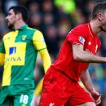 Henderson: Liverpool Pantas Petik Tiga Angka dari Norwich