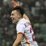 El Shaarawy dan Perotti Datang Untuk Membantu AS Roma