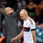 Robben Akui Tidak Ingin Ikut Pep ke The Citizens