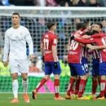 Ronaldo Kecewa Dengan Kekalahan Timnya dari Atletico