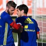Casillas Sudah Siap Saingi De Gea
