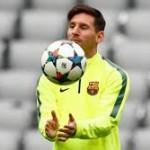 Messi Perpanjang Kontrak Hingga 2023