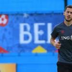 Hazard Minta Belgia Tidak Harus Jemawa