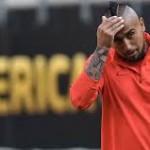 Vidal Kaget Dengan Keputusan Messi Pensiun dari Argentina
