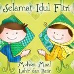 Selamat Idul Fitri Ramadhan 1437 H