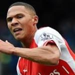Arsenal Tak Ingin Pinjam Gibbs ke West Ham