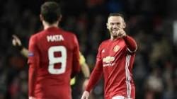 Mata dan Rooney