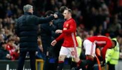 Rooney dan Mourinho