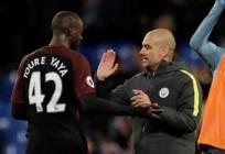 Guardiola dan Yaya