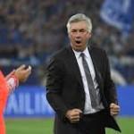 Ancelotti Sebut Kemenangan Bayern Atas Arsenal Tidak Adil