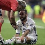 Madrid Konfirmasi Soal Cedera Carvajal