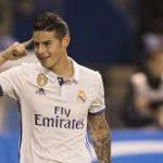 Madrid Dikabarkan Tawarkan James ke United
