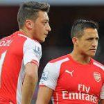 Sanchez dan Ozil Kemungkinan Bisa Tinggalkan Emirates