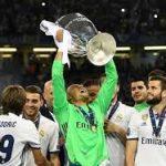 Navas Sebut Madrid Inginkan Juara UCL Lagi