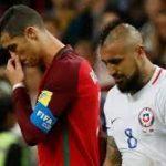 Chile Tegaskan Vidal Tak Lecehkan Ronaldo