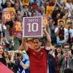 Roma Tak Ada Pewaris Totti Lagi