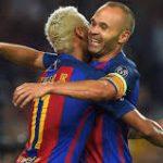 Iniesta Sebut Harga Neymar Tak Bisa Dibayangkan