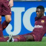Valverde Buka Suara Soal Cedera Dembele