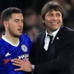 Hazard Sebut Punya Hubungan Baik Dengan Conte