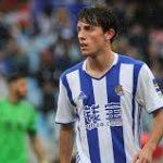 Madrid Incar Defender Muda Real Sociedad
