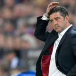 Vitoria Akui Kecewa Dengan Hasil Benfica