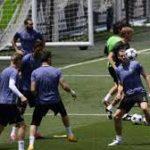 Bale Kini Kembali Jalanni Latihan dengan Madrid