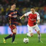 Messi Bicarakan Soal Kemampuan Coutinho dengan Ozil