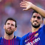 Suarez Berharap Kontrak Messi Segera Diselesaikan