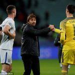 Conte Senang Dengan Pencapaian Pertama Chelsea di UCL