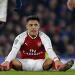 Arsenal Siap Tukar Sanchez dengan Martial