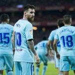 Ter Stegan Sebut Messi Sulit Dibendung