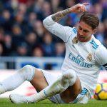 Ramos Akui Ini Musim Paling Buruk Klubnya