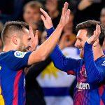 Alba Sebut Messi Penting Untuk Barca