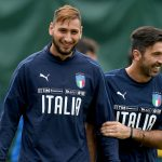 Bonucci Anggap Donnarumma Bukan Pengganti Buffon