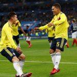 Tumbangkan Prancis, Rodriquez Ingatkan Kolombia Jangan Senang Dulu
