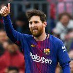 Valverde: Messi Tampil Dalam Keadaan Sedang Cedera