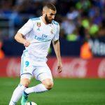 Benzema Tampil Jadi Gelandang Serang Madrid