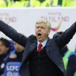 Wenger Sebut Para Pemain Leicester Pintar Diving