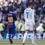 Messi Tegaskan Bukan Saingan CR7