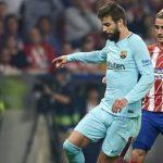 Pique Buka Suara Soal Penolakan Griezmann ke Barca