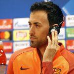 Iniesta Berharap Barca Tetap Pertahankan Busquets