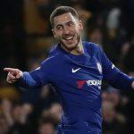 Hazard Dirumorkan Bakal ke Madrid