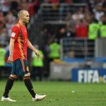 Iniesta Tegaskan Sulit Dengan Keputusannya di Timnas