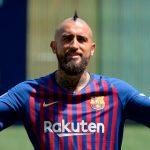 Barca Akhirnya Sepakati Transfer Vidal