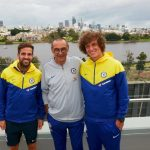David Luiz Sebut Sarri Selalu Menerapkan Hidup Positif