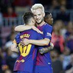 Rakitic Ingin Lihat Messi Cetak Banyak Gol Lagi