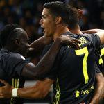 Matuidi Keluarkan Pujian Untuk Ronaldo