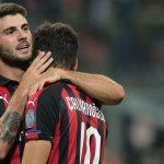 Cutrone Akui Senang Bisa Bawa Milan Menang