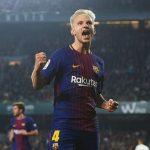 Rakitic Puas Barca Permalukan Madrid