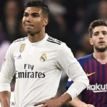 Casemiro Akui Kecewa Madrid Tumbang dari Barca